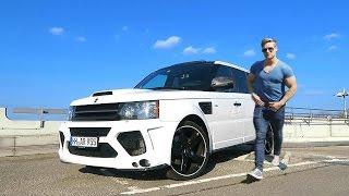 Range Rover Mansory Parodie