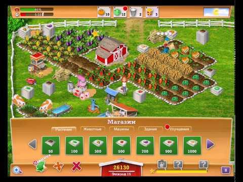 Real Farm - 2-4 LvL (Реальная Ферма)