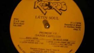 """Latin Soul """"Promise Me"""""""