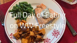 Full Day of Eating on WW Freestyle! 6.10.19 - Low Point Day (NOT on purpose! LOL)
