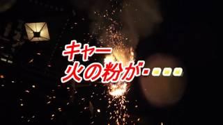 NARA東大寺二月堂 2016修二会 (お水取り・大松明) Omizutori,O-taimat...