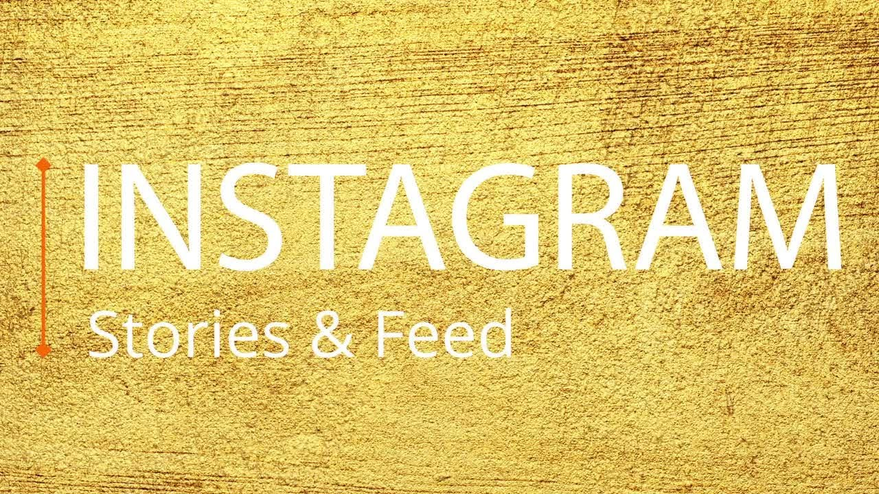 Instagram Stories Feed Template Premiere Pro Templates Youtube