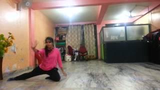 KHAMOSHIYAN contemporary dance choreography stylo academy in vaishali performance by chandrashikha