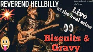 Biscuits & Gravy ,Reverend Hellbilly,Rockabilly,Harbinger Mls 900 Fender Deluxe Reverb Telecaster
