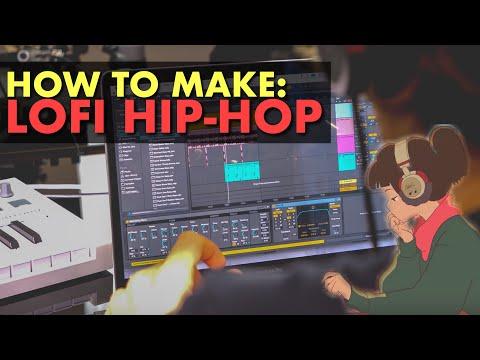 How To Make Lofi Hip Hop | Music Production Tutorial thumbnail