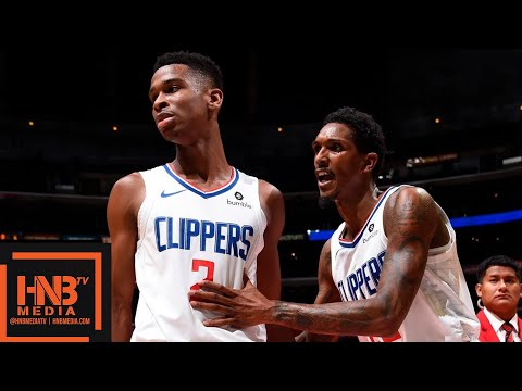 Denver Nuggets vs LA Clippers Full Game Highlights | 10.09.2018, NBA Preseason