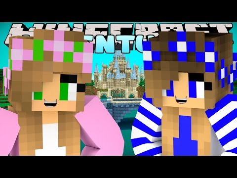 Minecraft - Little Carly Adventures: MEETING MY SISTER LITTLE KELLY!