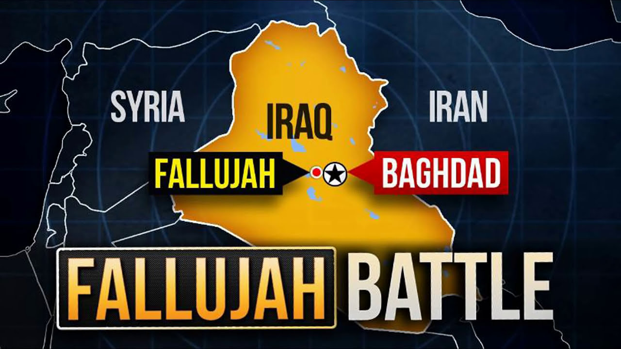 Download FALLUJAH BLOODY BATTLE - ISIS TOTAL DEFEAT (+18)