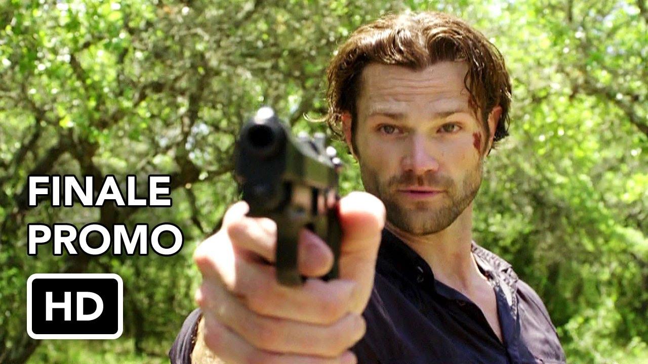 "Download Walker 1x18 Promo ""Drive"" (HD) Season Finale Jared Padalecki series"