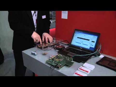 Wideband Radio Demo For 3G, LTE, GSM And WIMAX Base Stations