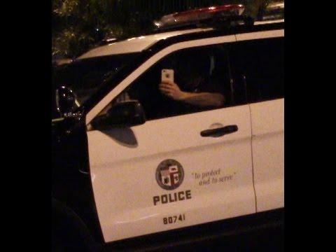 LAPD Harbor Division cries harassment