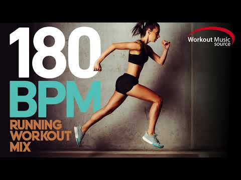 WOMS  180 BPM Running Workout Mix Vol 2  Best Gym Music  Workout Music 2018