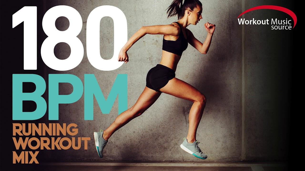 Workout Music Source // 180 BPM Running Workout Mix Vol  2