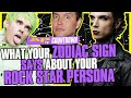 What Kind Of Rock Star You Would Be Based On Your Zodiac Sign