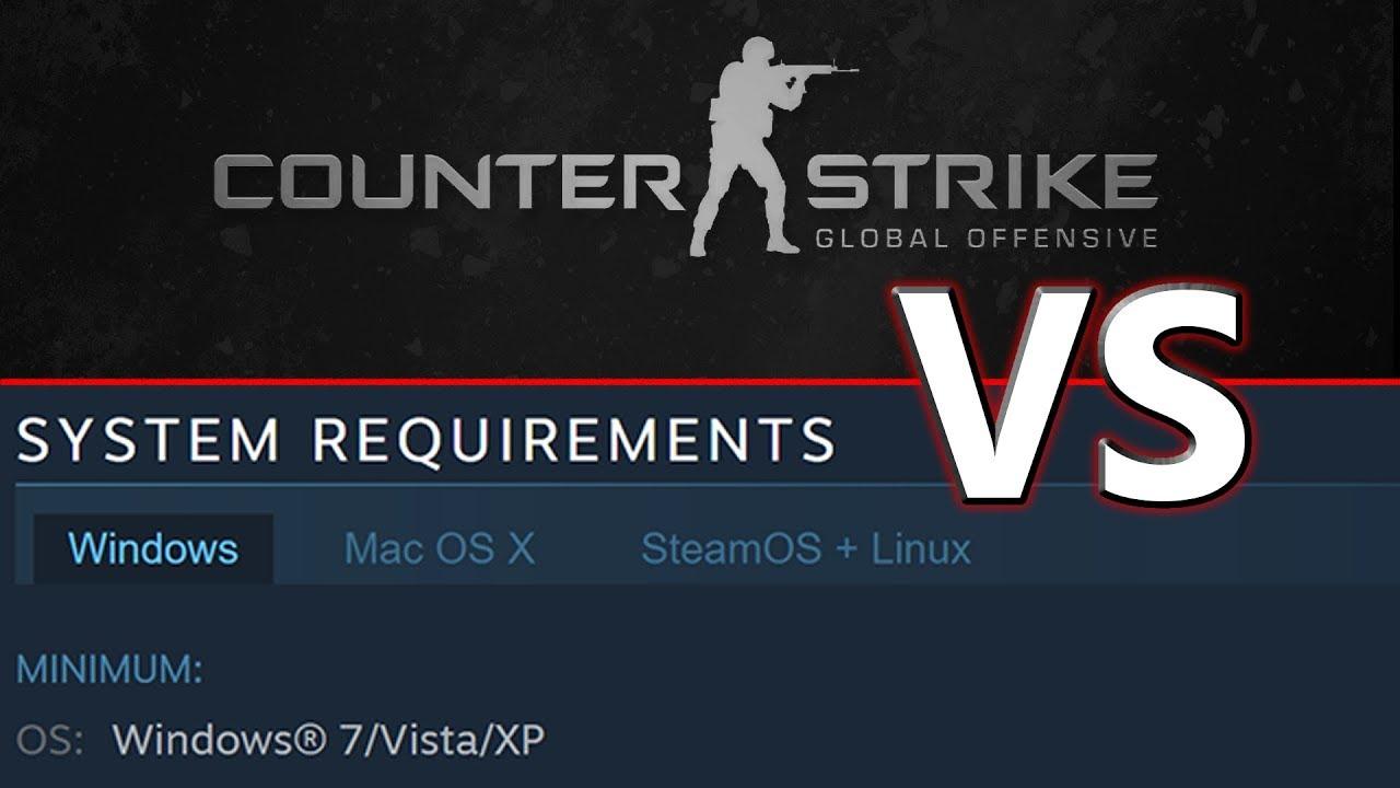 cs go requirements