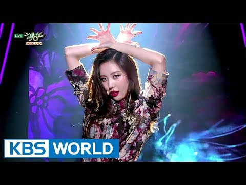 SUNMI - GASINA | 선미 - 가시나 [Music Bank / 2017.09.01]