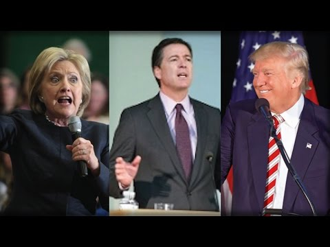 URGENT: TRUMP JUST REVEALED HORRIBLE THING COMEY GAVE TO HILLARY CLINTON…THAT'S WHY HE WAS FIRED!