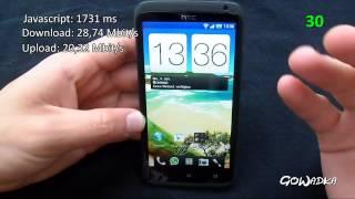 HTC One X im Test, Verarbeitung, Display, Leistung & Akkulaufzeit(HTC One X Test Deutsch http://www.youtube.com/GoWadka Hier mein Testbericht zum HTC One X Der Test unterteilt sich in folgende Bereiche: 0:28 ..., 2012-06-04T19:06:49.000Z)