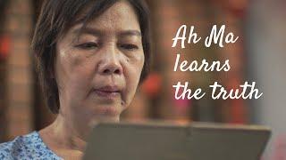 Star Media Group CNY 2018: Ah Ma learns the truth