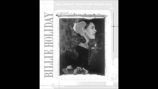 Billie Holiday -- These Foolish Things (Remind Me Of You) (1952 Version)