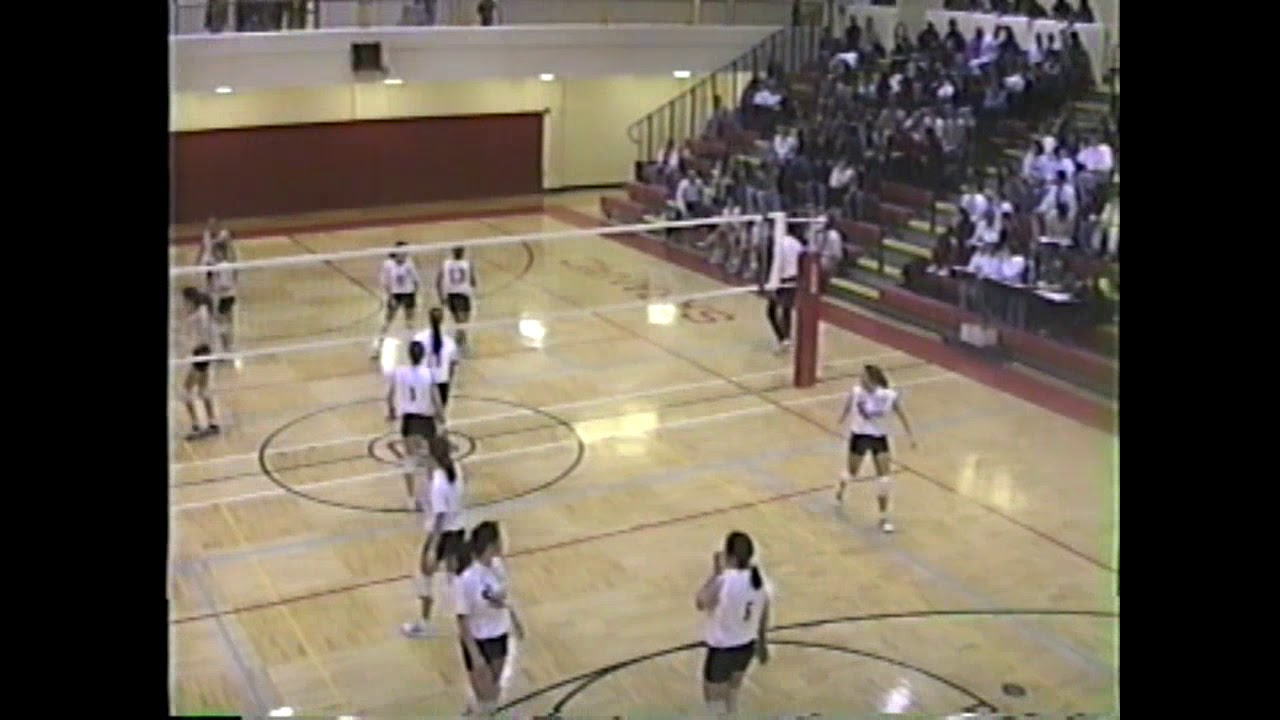 Beekmantown - Plattsburgh Volleyball B Final  2-24-97