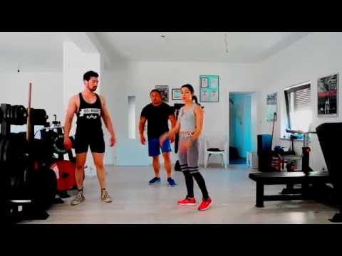 Ivan Kurobasa, Šerif i Lara u Rebel Warrior Gym-u