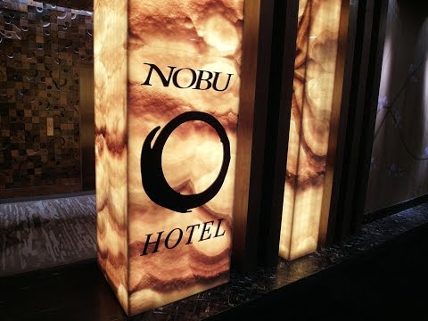 Nobu Hotel, LasVegas Nevada, Room #7609 Tour/Review