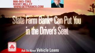 "STATE FARM  ""Vehicle Loans"""