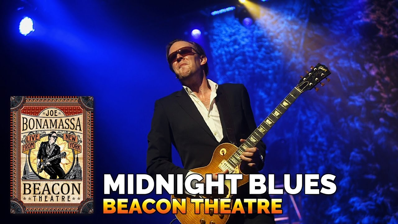 "Joe Bonamassa - ""Midnight Blues"" - Beacon Theatre - Live From New York"