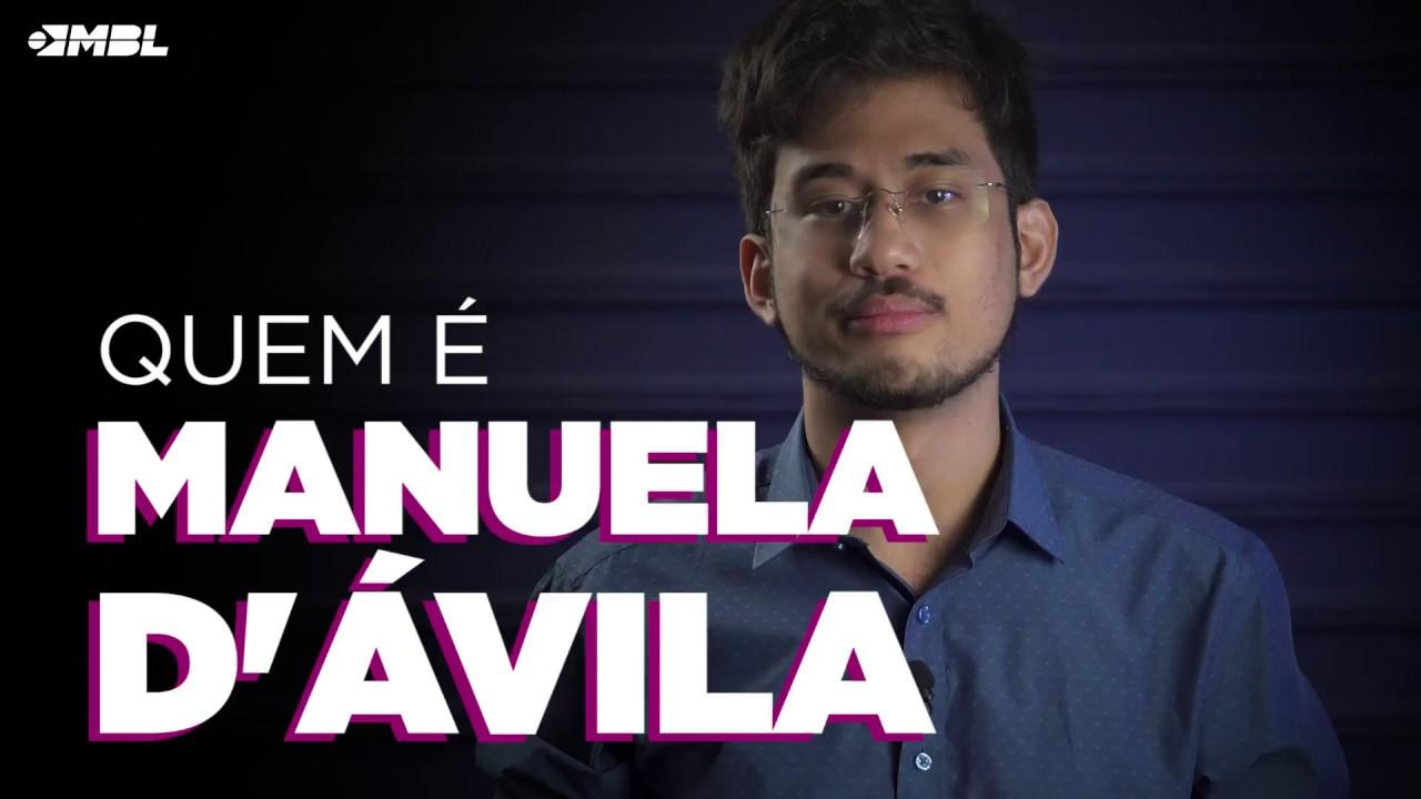Quem é a pré-candidata Manuela d'Ávila?