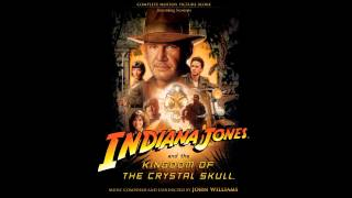 Indiana Jones and the Kingdom of the Crystal Skull (OST) - The Jungle Chase Begins
