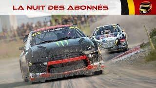 VOD - La nuit des abonnés - DiRT 4 - (05/05) [FR ᴴᴰ]