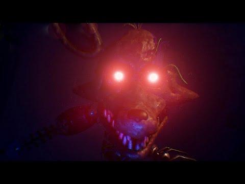 A FOXY VOLTOU! - NOVO Five Nights At Freddy's Reborn