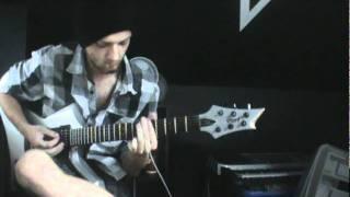 Oomph- Sandmann (guitar cover)