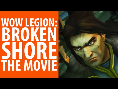 World of Warcraft: Legion | Broken Shore: The Movie