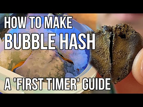 How To Make Bubble Hash For A First Timer | A Beginner's Guide | Sneaky Pete's Vaporizer Reviews