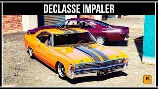 GTA Online: Declasse Impaler - лучший классический маслкар