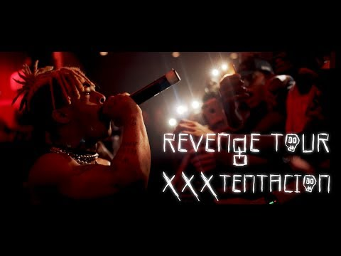 XXXTENTACION, Ski Mask The Slump God, Wifisfuneral, Craig Xen & KiD TRUNKS (Revenge Tour)