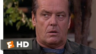As Good as It Gets (1/8) Movie CLIP - We're All Gonna Die Soon (1997) HD