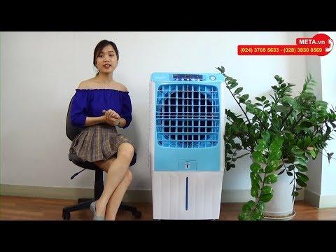 Máy làm mát không khí Daikio DKA-04000A – Giải pháp làm mát cho gia đình, nhà hàng, quán cà phê
