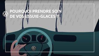 Les essuie-glace par Volkswagen