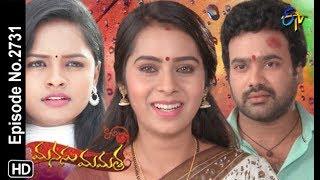 Manasu Mamata   19th October 2019    Full Episode No 2730   ETV Telugu