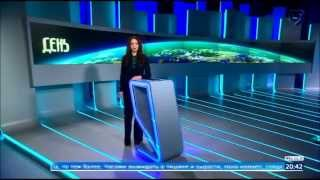 23-12-2014, 9 канал (Израиль+), сюжет о турнире