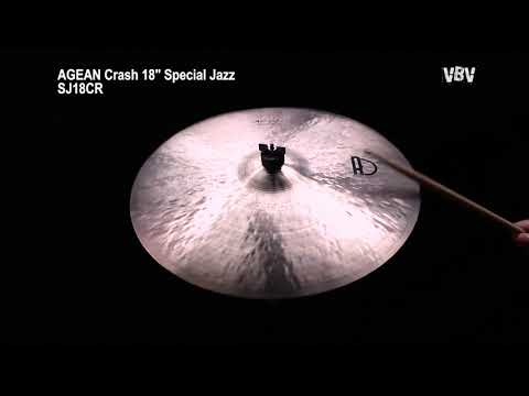 "18"" Crash Special Jazz video"