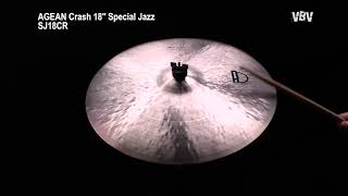 "Crash 18"" Special Jazz Video"