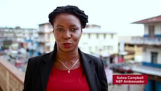 Introduction Video: Next Einstein Forum Africa Science Week in Sierra Leone