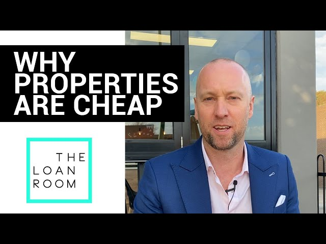 Why Properties Have NEVER Been Cheaper 😮