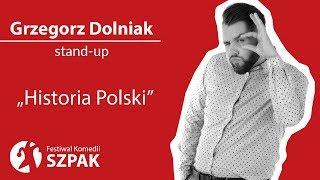 Grzegorz Dolniak stand-up -