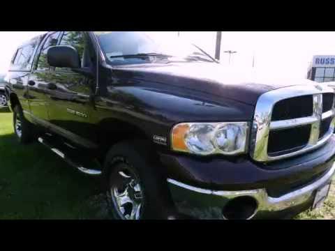Used 2004 Dodge Ram 1500 Milwaukee WI