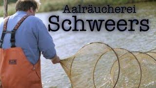 Aale fischen im Steinhuder Meer! Familienunternehmen Schweer fischt seit 1801